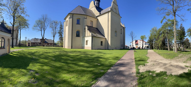 Parafia św. Stanisława B. i M. w Modliborzycach